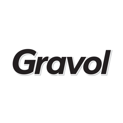 More information about Gravol. Gravol logo.